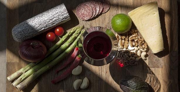 maridaje con vino de rioja alavesa bodegas zintzo
