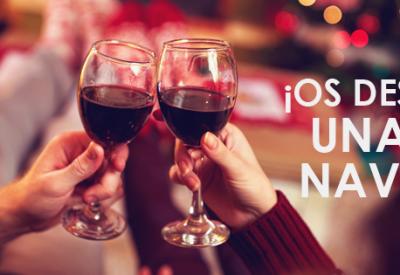 brindar con vino zintzo