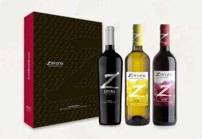 pack 3 botellas zintzo